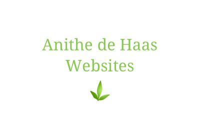 Anithe de Haas websites