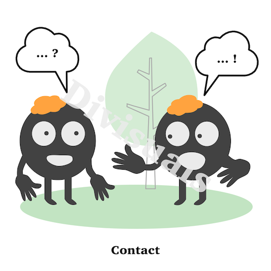 contact icoon