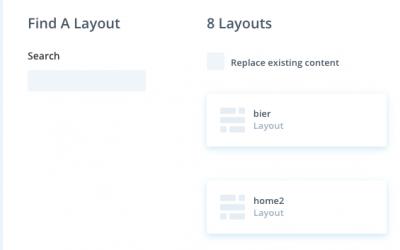 Divi basis: pagina templates maken / de Divi bibliotheek