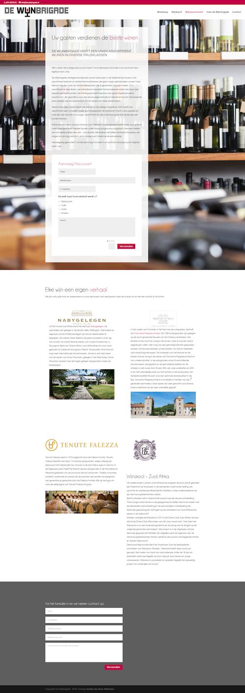 webdesign met divi