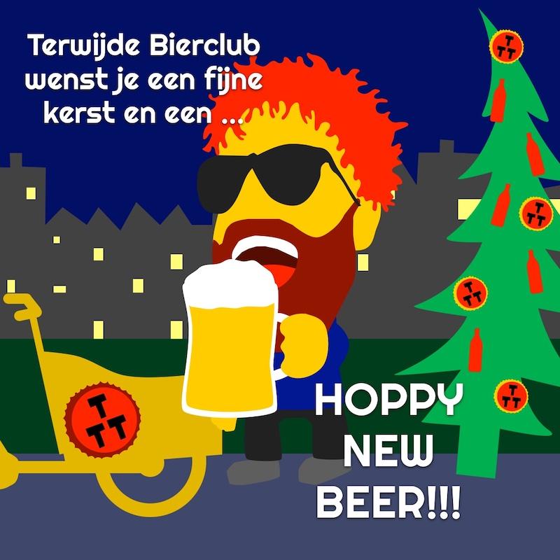 hoppy new beer